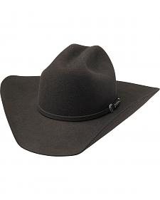 Tony Lama Low Rodeo Chocolate 3X Wool Cowboy Hat