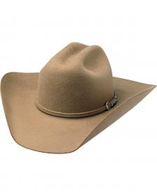 Tony Lama Low Rodeo Pecan 3X Wool Cowboy Hat