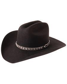 Silverado Fancy Cattleman Wool Felt Cowboy Hat
