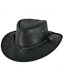 Bullhide Men's Cessnock Leather Hat
