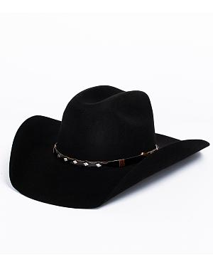 Bullhide True West 8X Fur Blend Cowboy Hat