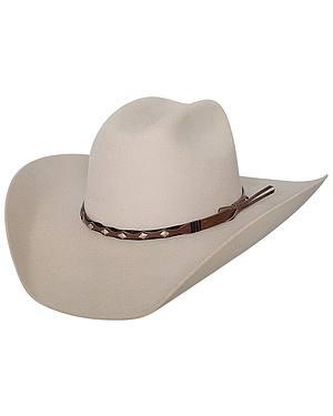 Bullhide True West 8X Fur Blend Cowboy Hat