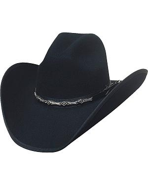 Bullhide Big Shot 8X Fur Blend Cowboy Hat