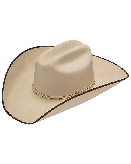 Twister Ruidoso 2X Select Wool Cowboy Hat