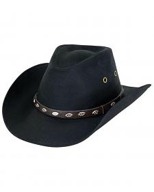 Outback Trading Co. Oilskin Badlands Hat