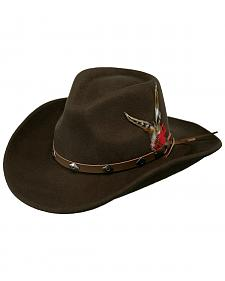 Outback Trading Co. Wide Open Spaces UPF50 Sun Protection Crushable Hat