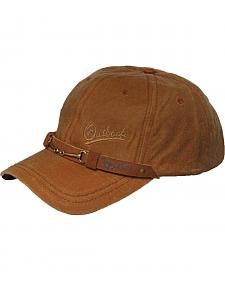 Outback Trading Co Oilskin Equestrian Cap