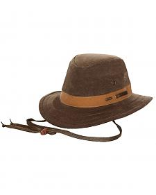 Outback Trading Co. Oilskin Willis Hat