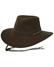 Outback Trading Co. Oilskin River Guide Hat