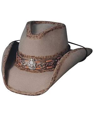 Bullhide Marshal Dillon Premium Wool Cowboy Hat