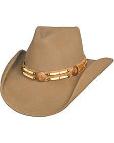 Bullhide Shawnee Premium Wool Cowboy Hat