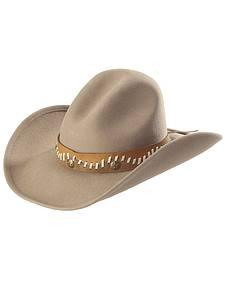 Bullhide Pistol Creek Premium Wool Cowboy Hat