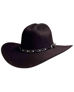 Bullhide Pistol Pete 6X Premium Wool Cowboy Hat