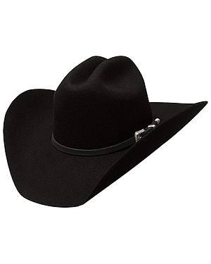 Bullhide Justin Moore Back Roads Premium Wool Cowboy Hat