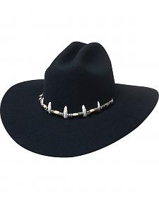 Bullhide Jimmy Rifle The Wrestler Premium Wool Cowboy Hat