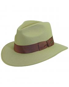 Indiana Jones Khaki Cotton Safari Hat