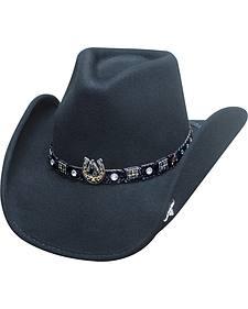 Bullhide Dark Horse Hat