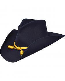 Bailey Western Cavalry II Navy Blue Hat