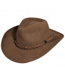 Bailey Switchback LiteFelt Wind River Pecan Outback Hat