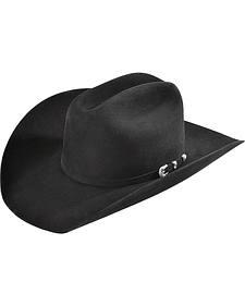 Justin 8X Fur Felt Mustang Cowboy Hat