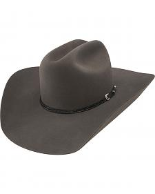Resistol Men's 6X George Strait Elliott Charcoal Hat