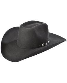 Larry Mahan 3X Terrell Wool Felt Cowboy Hat