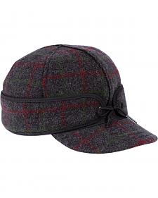 Stormy Kromer Men's Adirondack Plaid Original Cap