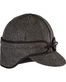 Stormy Kromer Men's Charcoal The Rancher Cap