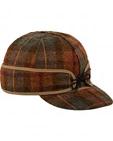 Stormy Kromer Men's Partridge Plaid Original Cap