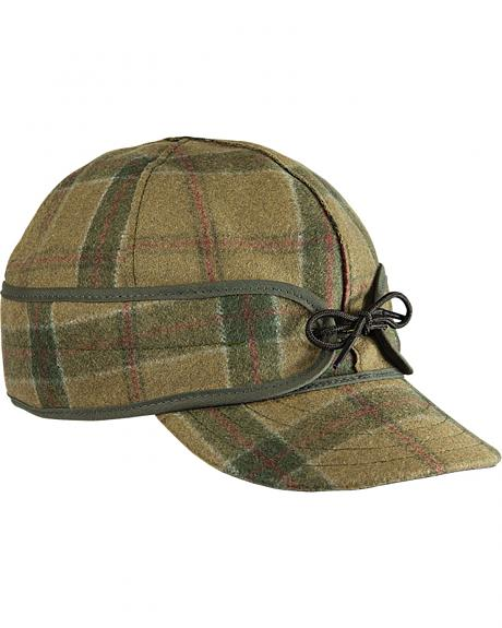 Stormy Kromer Men's Red Pine Original Cap