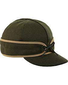 Stormy Kromer Men's Olive Original Cap