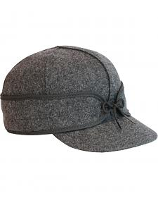 Stormy Kromer Men's Charcoal Original Cap