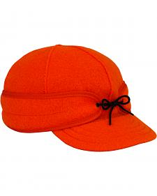 Stormy Kromer Men's Blaze Orange Original Cap
