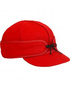 Stormy Kromer Men's Red Original Cap