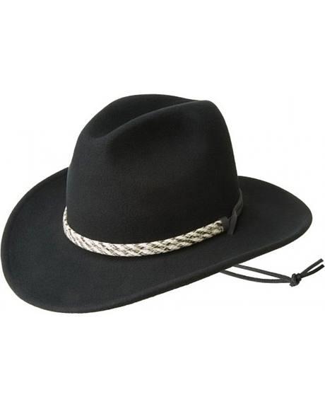 Bailey Men's Flyway Wool Felt Outback Hat