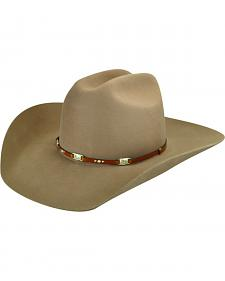 Bailey Men's Jericho 3X Wool Felt Cowboy Hat