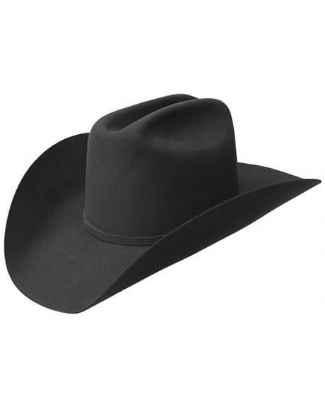 Bailey Men's Wheeler 3X Wool Felt Cowboy Hat