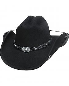 Bullhide Hats Men's Cowboy Collection Cold Hearted Wool Felt Western Hat