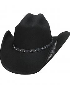 Bullhide Hats Men's Cowboy Collection Don't Look Back Wool Felt Western Hat