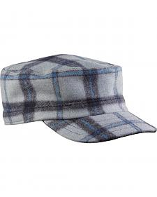 Stormy Kromer Men's Flat Top Cap