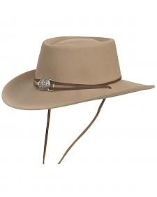 Silverado Men's Dusty Crushable Wool Western Hat