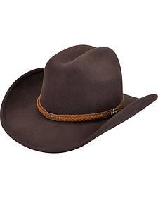 Eddy Bros. by Bailey Men's Pardner Western Hat