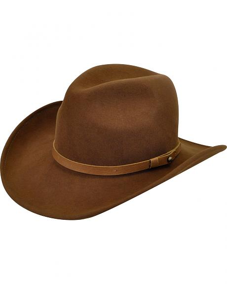 Wind River by Bailey Men's Tobacco Brown Goldfield Hat