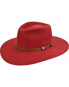 Renegade by Bailey Men's Sheik Red Felt Hat