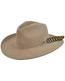 Renegade by Bailey Men's Calico Camel Felt Hat