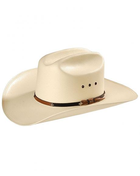 Stetson 10X  Grant Straw Hat