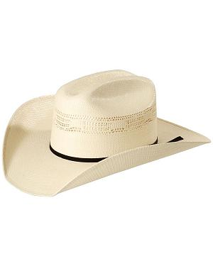 Justin 20X Cutter Straw Western Hat