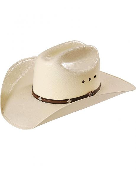 Justin Drover 10X Straw Cowboy Hat
