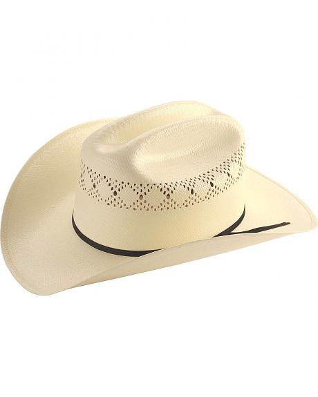 Toby Keith Vented Straw Cowboy Hat