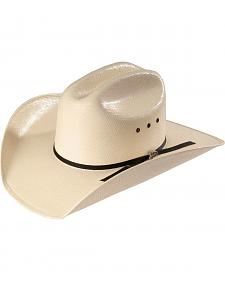 Justin Ranch Hand Straw Western Hat